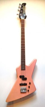 Used Hamer Blitzs Bass SOLD...