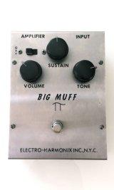 Used Vintage Electro Harmonix Triangle 1st version  Big Muff Pi 売却済