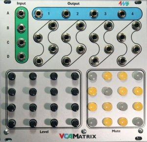 画像5: 4ms VCA Matrix