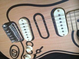"""画像3: Barton's Guitar Draw """"Black"""" バートンズギター ドロウ ブラック"""