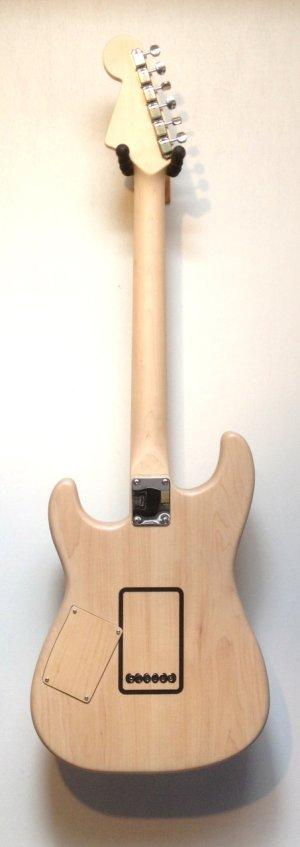 """画像2: Barton's Guitar Draw """"Black"""" バートンズギター ドロウ ブラック"""