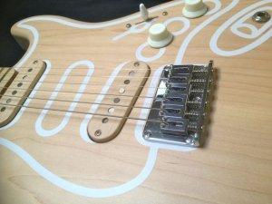 """画像4: Barton's Guitar Draw """"White"""" バートンズギター ドロウ ホワイト"""
