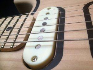 """画像4: Barton's Guitar Draw """"Black"""" バートンズギター ドロウ ブラック"""