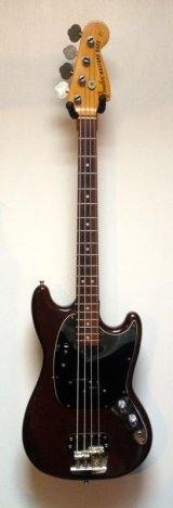Used 1975 Fender Mustang Bass SOLD...