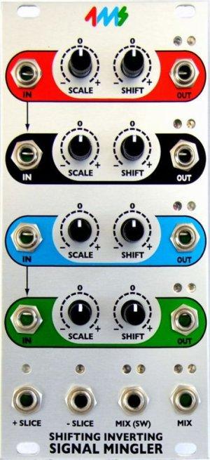 画像1: 4ms SISM: Shifting Inverting Signal Mingler
