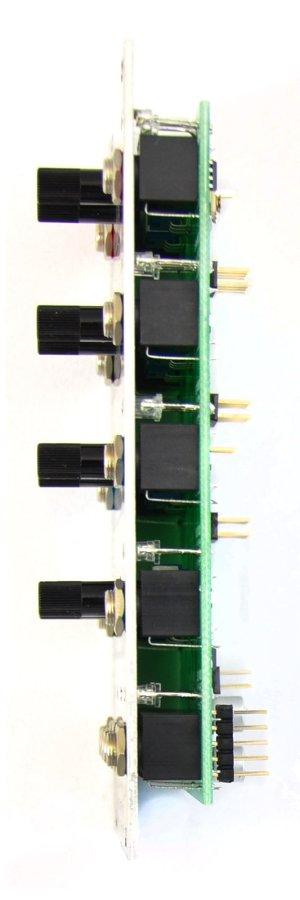 画像2: 4ms SISM: Shifting Inverting Signal Mingler