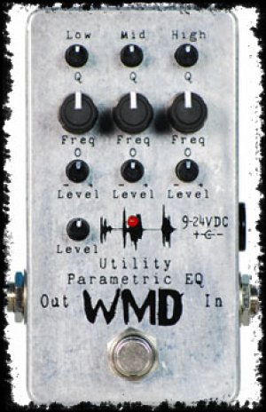 画像2: WMD THE UTILITY PARAMETRIC EQ
