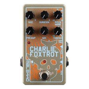画像1: Malekko CHARLIE FOXTROT-DIGITAL BUFFER/GRANULAR PEDAL