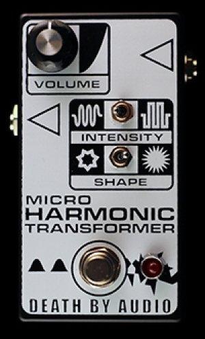 画像2: DEATH BY AUDIO  Micro Harmonic Transformer