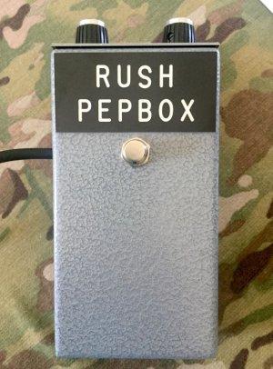 画像1: Rush Amps PepBox Limited Edition
