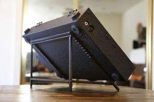 画像3: Make Noise Blued Steel System Stand(ハンドメイド)