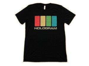 """画像1: HOLOGRAM """"HOLOGRAM""""ロゴ T-shirts"""