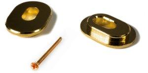画像1: TOWNER Hinge Plate Adaptor Gold