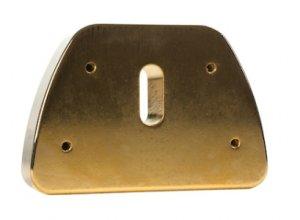 画像1: TOWNER V.BLOCK Gold with Hinge Plate Adaptor