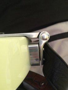 他の写真2: TOWNER V.BLOCK Gold with Hinge Plate Adaptor