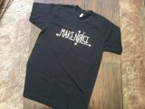Make Noise Logo T-shirts Medium Blk