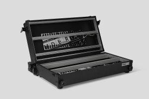 画像1: MDLR CASE 14U/126HP Portable Eurorack Modular Case Performer Series Pro 85W(送料込み)