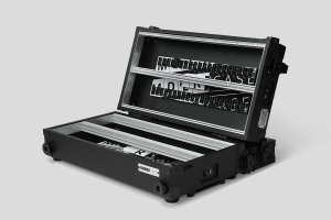画像3: MDLR CASE  12U/104HP Portable Eurorack Modular Case Performer Series Pro(送料込み)