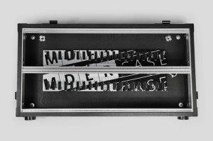 画像1: MDLR CASE  6U/104HP Portable Eurorack Modular Case Performer Series Pro(送料込み)
