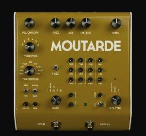 画像1: GLOU GLOU  Moutarde   PLL/Filter/Fuzz