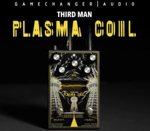 画像1: GAMECHANGER AUDIO/Third Man Records Plasma Coil - プラズマコイルペダル!