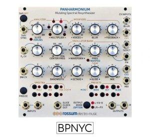 画像1: Rossum Electro-Music Panharmonium スペクトラル プロセッサー トーンジェネレーター