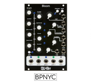 画像2: Qu-Bit Electronix  BLOOM フラクタル シーケンサー