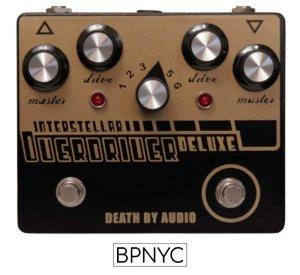 画像1: DEATH BY AUDIO   INTERSTELLAR OVERDRIVER DELUXE
