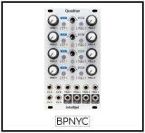 Intellijel Quadrax Quad Function/Burst Generator/LFO with CV Matrix