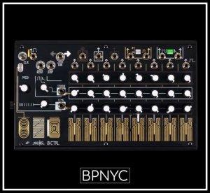 画像1: Make Noise 0-CTRL デスクトップ コントローラー ステップシーケンサー 次回入荷分 Pre-Order