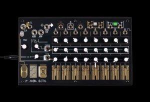 画像2: Make Noise 0-CTRL デスクトップ コントローラー ステップシーケンサー 次回入荷分 Pre-Order