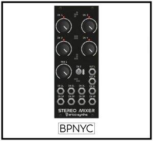 画像1: Erica Synths  Drum Stereo Mixer
