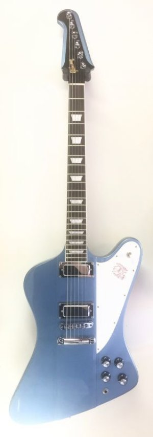 画像1: Gibson Firebird T 2017  ギブソン ファイヤーバード   Pelham Blue