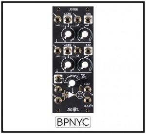 画像1: Make Noise X-PAN 5 チャンネル ボルテージコントロール ステレオ ミキサー