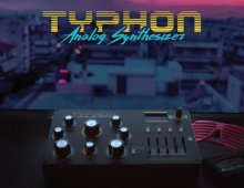 他の写真1: Dreadbox TYPHON Analog Synthesizer プリオーダー