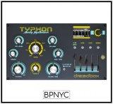 Dreadbox TYPHON Analog Synthesizer プリオーダー