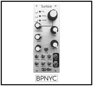 画像1: Qu-Bit Electronix  SURFACE - ステレオ マルチ ティンバー シンセボイス