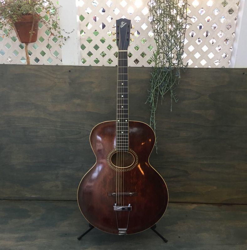 1915 Gibson L4 レアな1915年製のギブソンアコースティックギターを入荷しました!