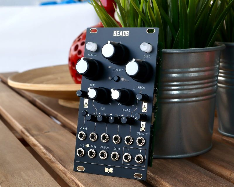 Mutable Instruments Beads in BLACK!!!